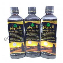 """Масло черного тмина """"El Hawag"""" 500 мл (Эфиопское) (3шт)"""