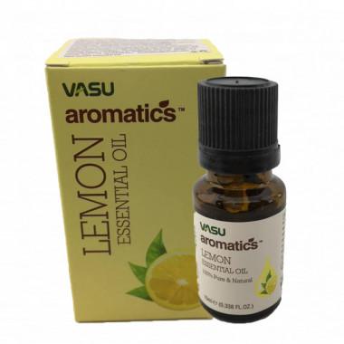 """Масло эфирное """"Лимон"""", 10 мл Vasu"""