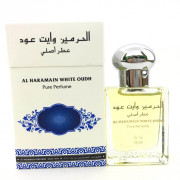 Духи Al Haramain white oud 15мл