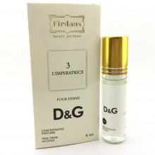 Духи L'Imperatrice D&G (Firdaus) 6мл