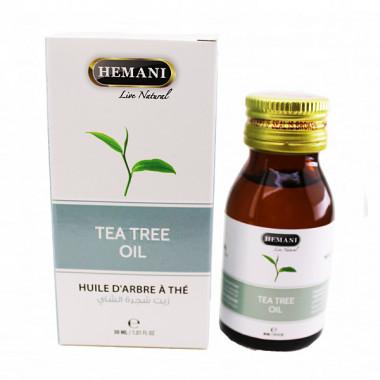 Масло Чайного дерева Hemani, 30 мл