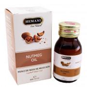 Масло Мускатного ореха Hemani, 30 мл
