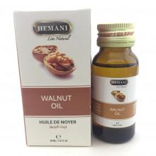 Масло грецкого ореха Hemani, 30 мл