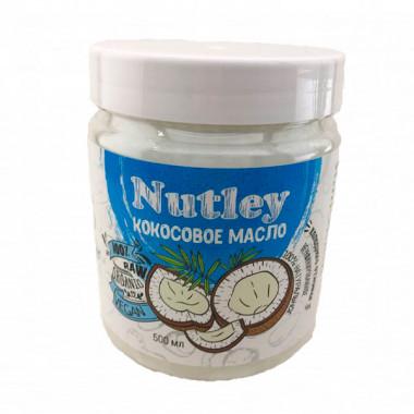 Масло кокосовое  Nutley 500 мл