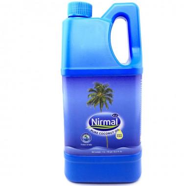 Масло кокосовое Nirmal 1000мл