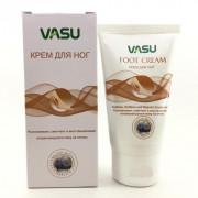 Крем для ног VASU с черным тмином, смягчение, увлажнение 50мл
