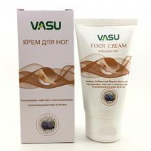 Крем для ног VASU с черным тмином, смягчение, увлажнение 60мл