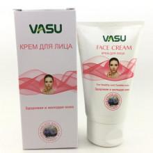 Крем увлажняющий для лица VASU (с черным тмином) 60мл