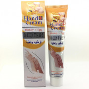 Крем для рук с добавлением мёда и яйца 120мл