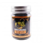 Тайский черный бальзам с ядом скорпиона  Binturong, 50 мл
