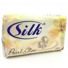 Мыло silk (силк жемчуг), 125 гр