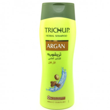Шампунь с аргановым маслом Trichup (Тричап)  400мл