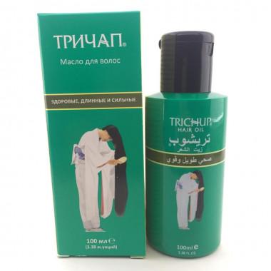Масло для волос (Тричуп) Trichup 100мл здоровые, длинные и сильные