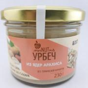 Урбеч MINUTKA из ядер арахиса 230 гр