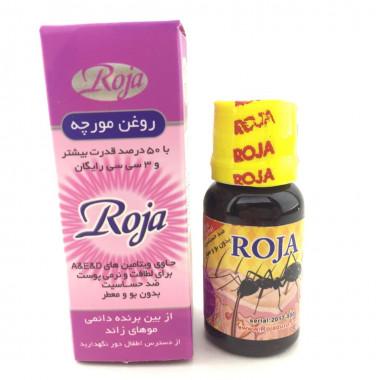 Масло муравьиное Roja (против роста волос)