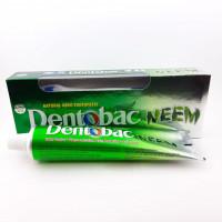Зубная паста Dentobac Neem с зубной щеткой