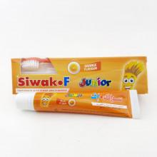 Детская зубная паста Siwakoff со вкусом апельсина, 50 гр