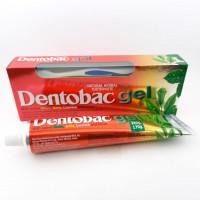 Зубная паста-гель Dentobac Gel с зубной щеткой