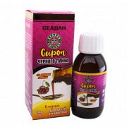 Сладкий сироп Черного Тмина со вкусом вишни Сеадан, 100 мл