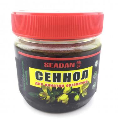 Сеннол для очистки организма, похудения и избавления от паразитов Seadan (200гр)