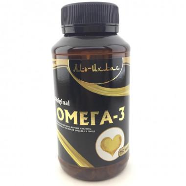 ОМЕГА 3 Рыбий жир Аль-Ихлас (150 шт)