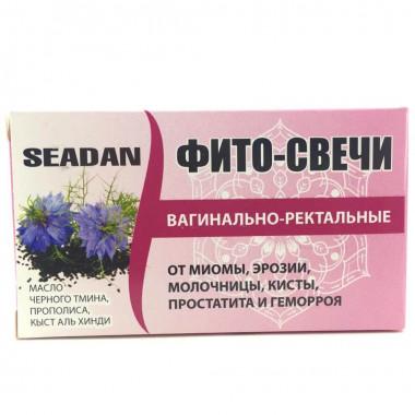 Фито свечи вагинально-ректальные СЕАДАН