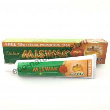Зубная паста miswak dabur с гелем