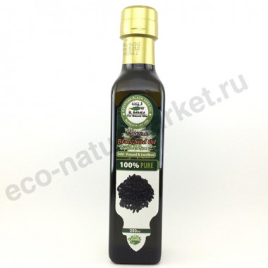 Масло черного тмина El Baraka 250мл