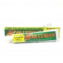 Зубная паста miswak 75гр