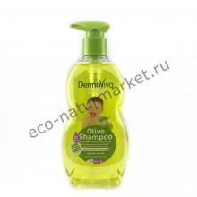 Детский шампунь Dermoviva Baby 200мл